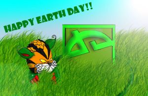 Happy Earth Day, dA by cheshire-cat-tamer