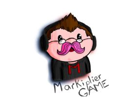Markiplier fan art by exl20