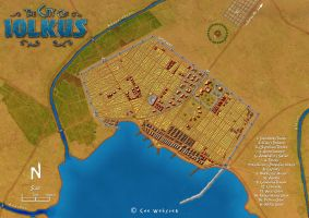 City of Iolkus - Che Webster by DePassage