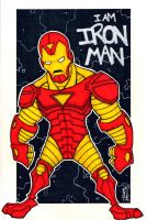 I Am Iron Man by thatjuniorbruce
