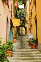 Bellagio laneway 1 by wildplaces