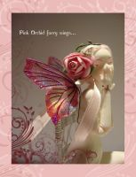 Orchid faery wings by S0WIL0