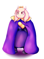 Underswap Toriel by Twin-Cats