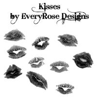 Kisses by EveryRoseDesigns