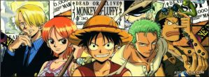one piece by Sonicx1661