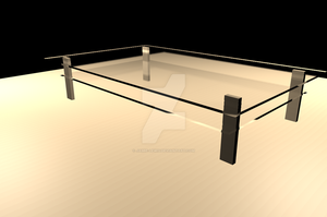 Glass Table by jamie-lewis
