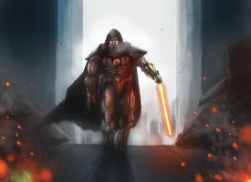 Darth Malgus by ryoar2