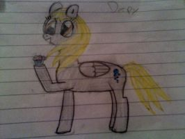 Derpy Sketch by Twilight-MLP-Sparkle