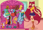 Winx Spring Adventure - Dress up Games by kute89