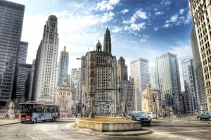 Chicago 60 by Hudizzle