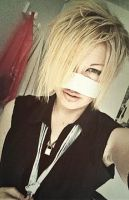Before concert , Reita's cosplay ! by Harurei