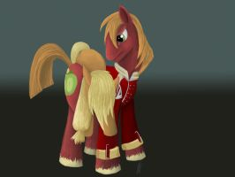 ATG Day 4: Sergeant Macintosh Rescue by EnigmaticElocution