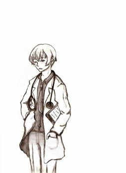 APH - Dr.Iceland by peppertomato