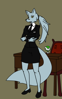 Suited Velvela by toamac