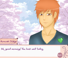 If Bleach was an otome game by momago