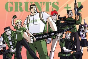 Grunts pluss one by Drunkfu