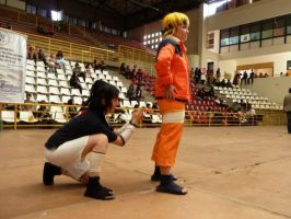 Naruto Cosplay by mikkup