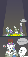 Pet the Doge Pg. 2 by SickAede