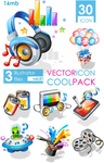 Vector Icons Cool Pack by drbest