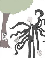 Slenderman  finished by cursedironfist7