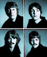 The Beatles by BlueJayWay333