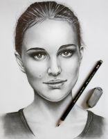 Natalie Portman by scott0002