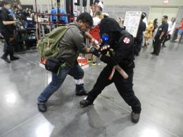 Phoenix Comicon 2014 Last of us (6) by Demon-Lord-Cosplay