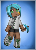 My Minecraft character by Sonski96