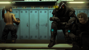 Locker Room Events by arrcs