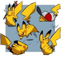 A Pikachu for Everyone by Jazzekat