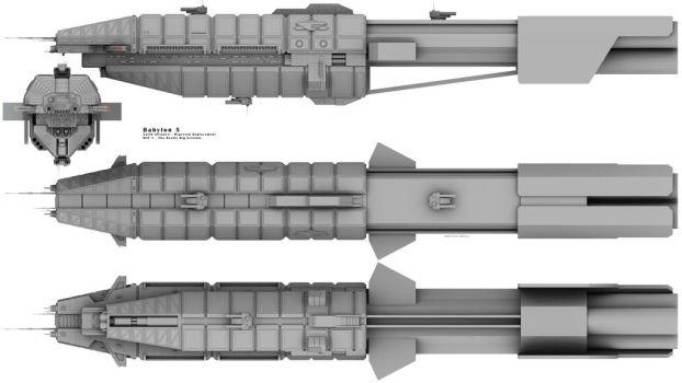Really Big Version - B5 Ship 1 by Mallacore