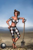 Hot Labour by SirTiefling