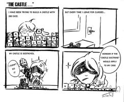 'The 233'- The castle... by NK-C