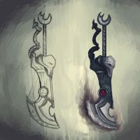 Greatsword of The Ghost Slayer by Frostwindz