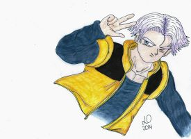I Love Trunks by Lala-Dello