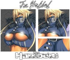 Tia Harribel Signature Picture by ResistingLust