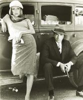 Brandon Routh Bonnie and Clyde by TheRealImp