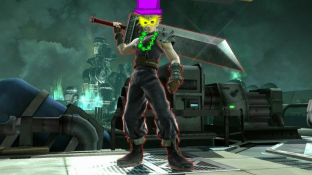 Mardi Gras Cloud Strife by user15432