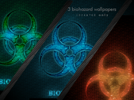 Biohazard by capeone