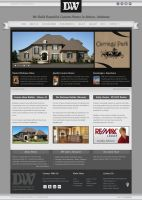 Joomla Web Design Template - Home, Builder, Realty by webunderdog