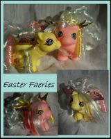 Easter Faeries by customlpvalley