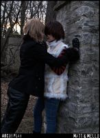 Close - Matt and Mello cosplay by Cashretorical