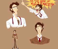 SCIENCE by Bonka-chan