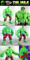 Old MvsC Hulk with NEW pics by KyleRobinsonCustoms