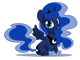 Mini Luna by miikanism
