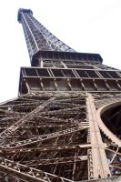 Euro Trip: Eiffel Tower by ThunderChildFTC