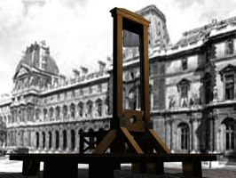 The Guillotine by ImpaledGraphix