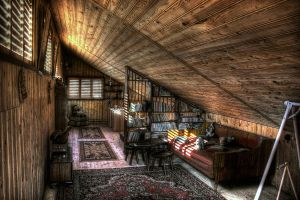 attic by iacobvasile