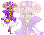 Rexi Ref by ManouAzumi