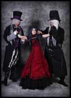 Undertakers Creepin Colossalcon by JoeZep5